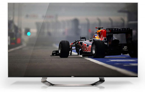 HDTV, LCD, LED, Plasma, Nano LED, FPR, LG, LM9600, LM8600, PM9700, LG tiết lộ loạt HDTV 2012