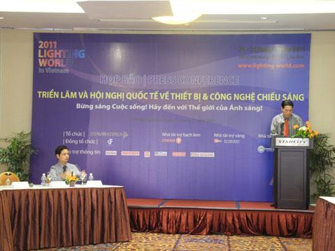LED, OLED hiệp hội đèn LED, Công nghệ chiếu sáng, Việt Nam,