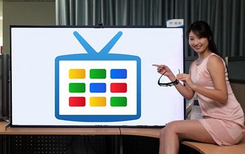 HDTV-news, HDTV, Samsung, GoogleTv, Blu-ray, Sony, LG, Samsung tích hợp GoogleTV cho sản phẩm năm 2012