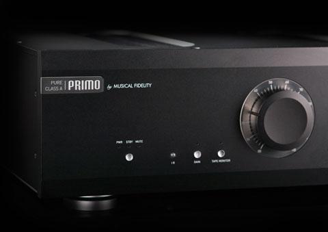 Musical Fidenlity, AMS Primo line