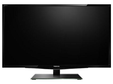 3D, HDTV, LED, Toshiba, màn trập động, TL20, Regza, MHL, chuẩn kết nối mới