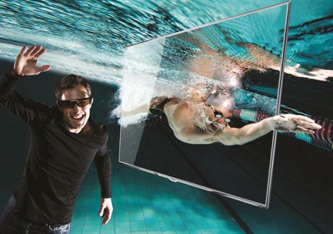 3D, HDTV, Samsung, SmartHub, UA55D8000