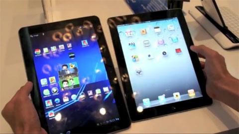 Samsung, Apple, Droid Charge, Galaxy Tab 10.1, thắng kiện, thẩm phán Lucy Koh
