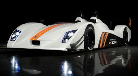 Caterham, SP300R, xe đua, 545kg, Dyson Racing