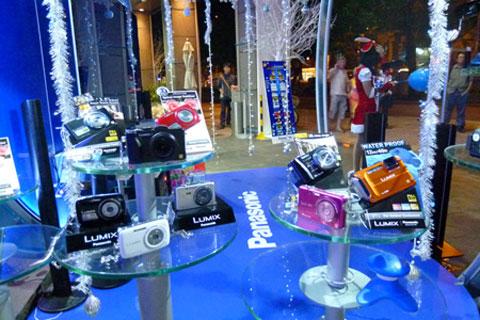 Panasonic, Saigon Centre, TV3D Plasma Viera, Home Theatre, FX78, FT3, TZ20, LX5, GF3
