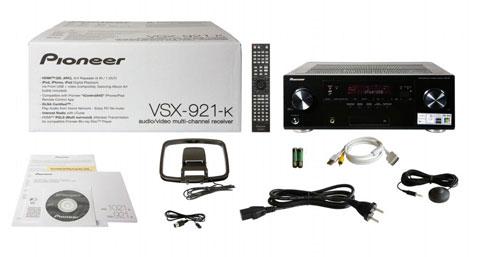 Pioneer, VSX 921K,