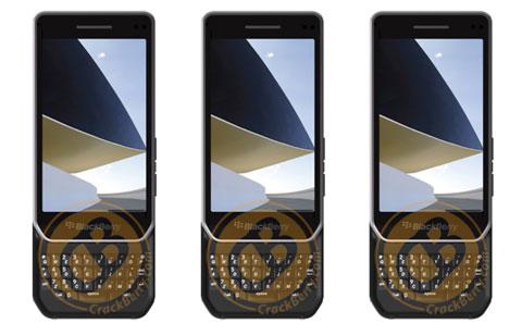 smartphone, BlackBerry Milan, hệ điều hành BBX, BlackBerry 10