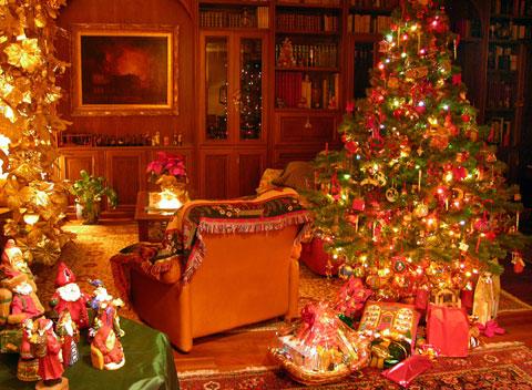 hướng dẫn, trang trí nhà, Giáng Sinh, đồ dùng nhà bếp