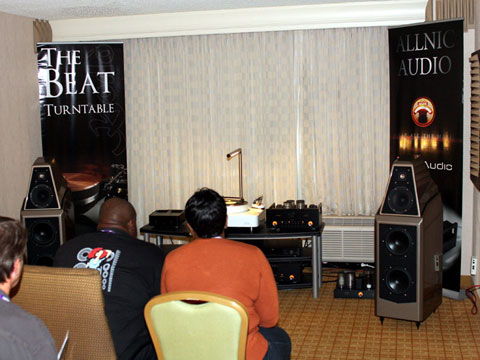 Rocky Mountain, Audio Fest 2011, RMAF