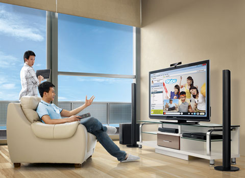 HDTV-news, Panasonic, Viera Connect