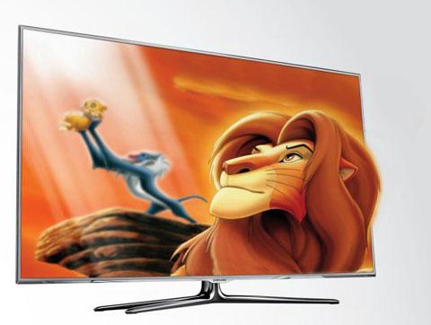 3D, HDTV, LED, TV3D, Samsung, LG, Sharp, Sony, EX720, LE830M, D6400, LW5700