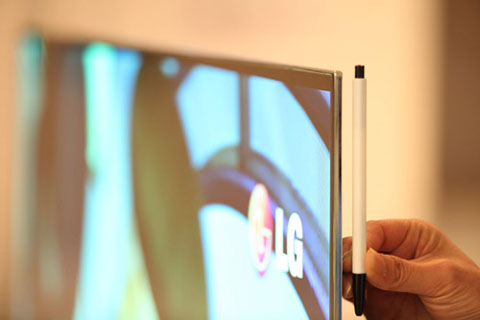 OLED, WOLED, LG, 55 inch, OLED trắng