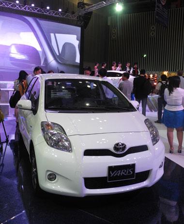 Vietnam Motor Show 2011