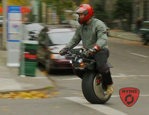xe máy một bánh, Ryno, eniCycle