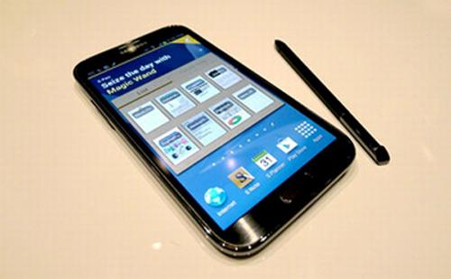 Samsung, Samsung Galaxy Note II