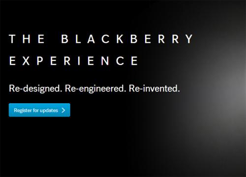 BlackBerry 10, smartphone