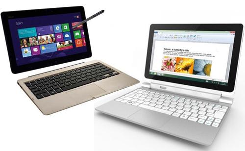 Asus VivoTab, Acer Iconia Tab W511, Windows 8