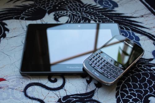 BlackBerry 10, BlackBerry PlayBook, RIM