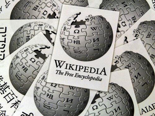 Wikipedia, dien thoai di dong