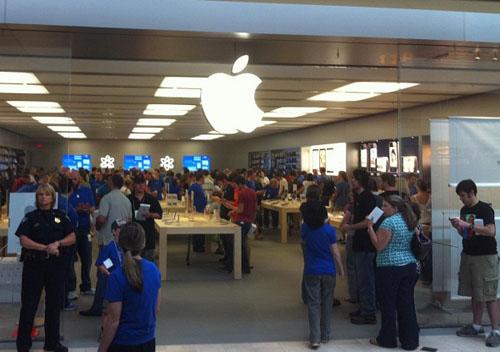 Apple, iPhone, iTunes