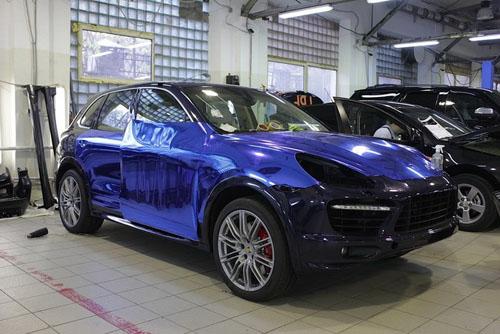 Oto, Porsche Cayenne