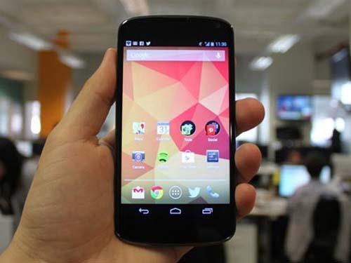 Nexus 4, LG, Google