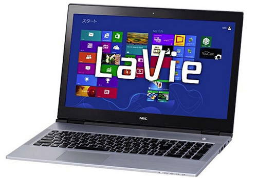 NEC, Lavie X, Ultrabook