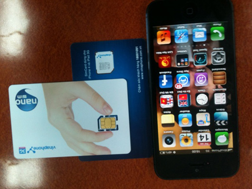 Vinaphone, apple, iphone