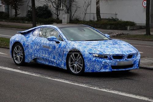 Oto, BMW i8