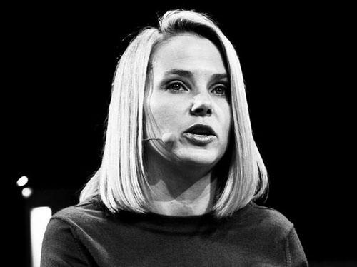 Yahoo, CEO, Marissa Mayer