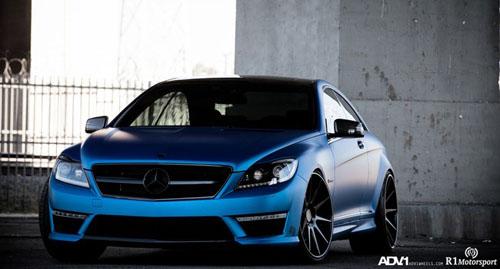 Mercedes-Benz CL-Class,  ADV.1