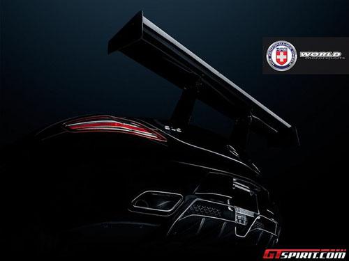 World Motorsports, SLS AMG