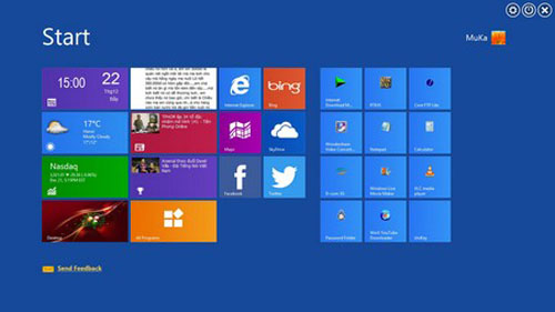 Windows, Windows 8