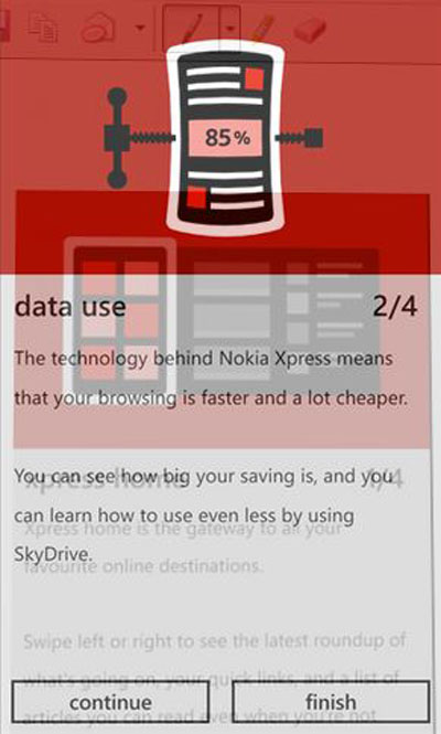 Nokia, Nokia Xpress, Windows Phone