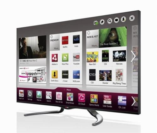 LG, Google TV
