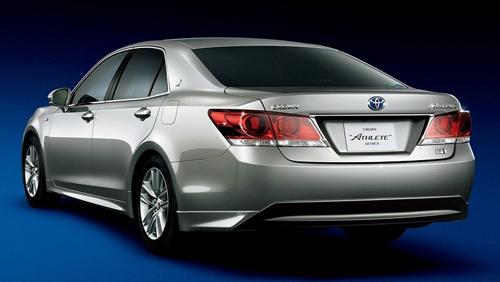 Oto, Toyota Crown