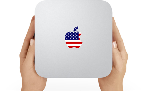 Mac mini, apple, iphone