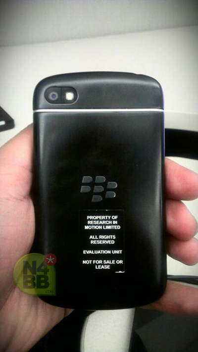 smartphone X10, RIM, BlackBerry X10