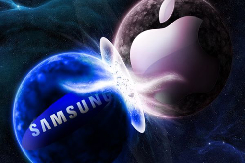 Cong nghe, Apple, Samsung