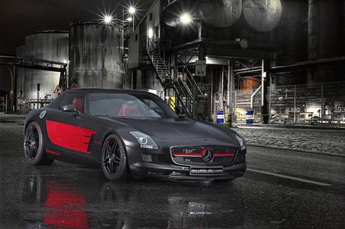 Oto, Mercedes-Benz SLS AMG