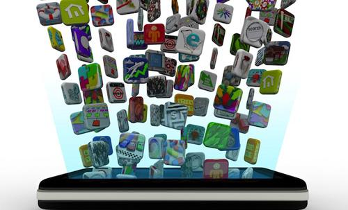 Dien thoai, ung dung, smartphone