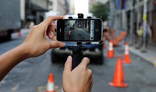 Camera, smartphone