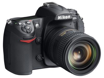 D300s là máy đầu tiền Nikon có thể quay phim độ phân giải Full-HD (1080). Ảnh: digitalcameras