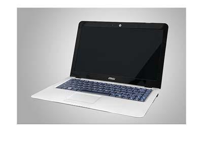 MSI X340 - siều laptop