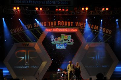 Vòng chung kết Robocon 2009