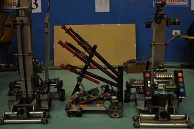 Robot của ĐH Lạc Hồng