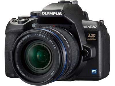 Olympus E - 620