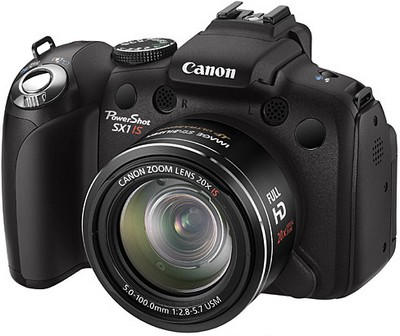 Canon Powershot SX IS