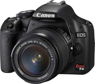 Canon EOS Rebel T1i