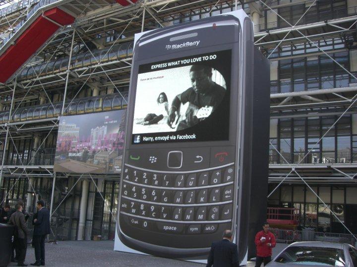 BlackBerry khong lo